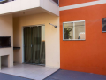 Apartamento Mobiliado c/ 01 suíte + 01 quarto,  350m do mar - Baln. Paese