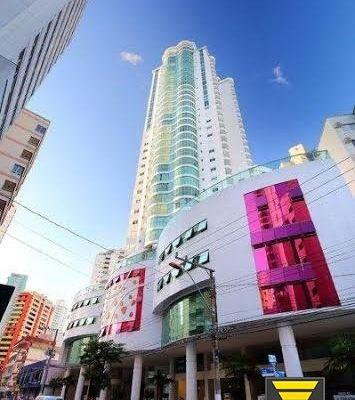 Edifício Le Majestic - Apartamento Duplex à Venda Quadra Mar em Balneário Camboriú