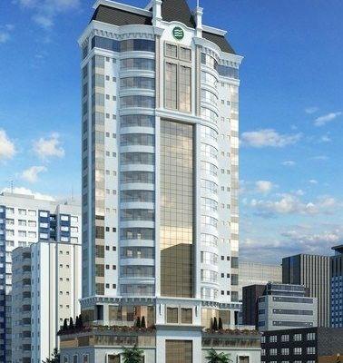 Apartamento à Venda no Edificio Royalton em Balneario Camboriu centro