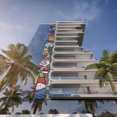 Lançamento Edifício Brava Arts, na Praia Brava