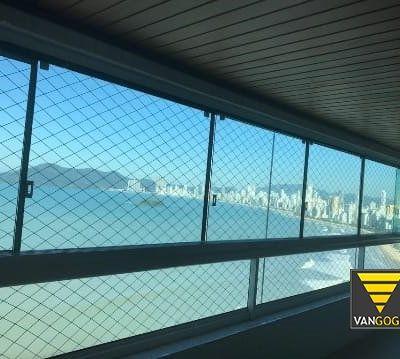 Apartamento à venda no edifício Torre Atlântica Frente Mar Balneário Camboriú