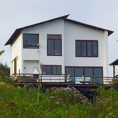 Casa em Itajaí na Praia Brava com Vista Mar
