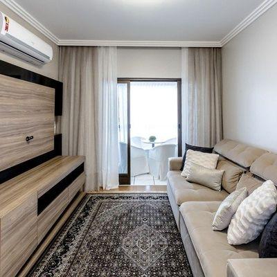 Apartamento com 1 Suíte + 2 Dormitórios, Mobiliado