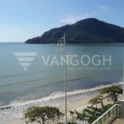 Apartamento Frente Mar para Locação Temporada, em Balneário Camboriú