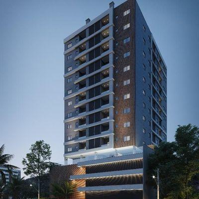 Edifício Costa Rica, na Praia Brava