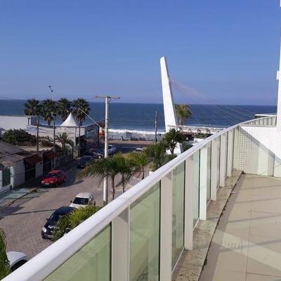 Edifício Mirage Residence, na Praia Brava