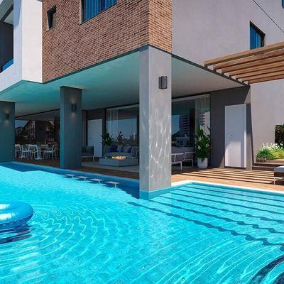 Edifício Costa Rica Residence, na Praia Brava