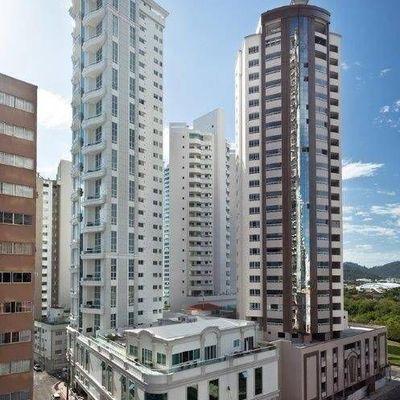 Edifício Majestic Residence, em Balneário Camboriú