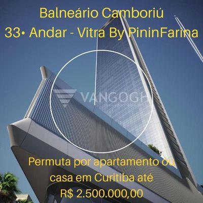 Edifício Vitra by PininFarina, em Balneário Camboriú