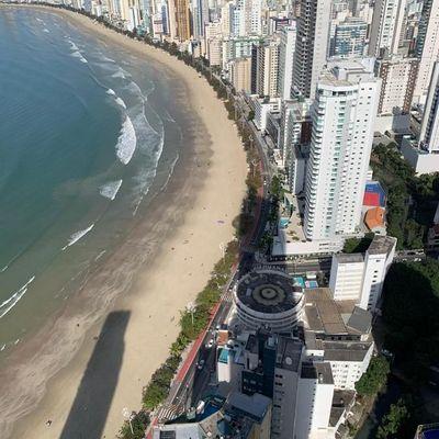 Edifício Infinity Coast, em Balneário Camboriú