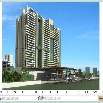 Apartamento Marina Beach Towers