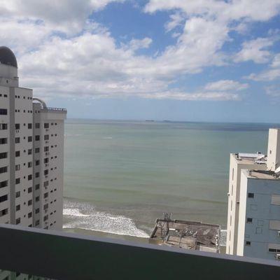 Apartamento para Locação Anual Quadra Mar Centro Balneário Camboriú