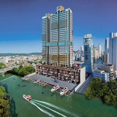 Apartamento Edifício Marina Beach Tower