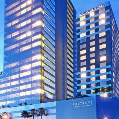 Laje Corporativa no Absolute Business & Hotel, em Itajaí