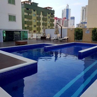 Apartamento á venda no Edifício Hórus Centro Balneário Camboriú