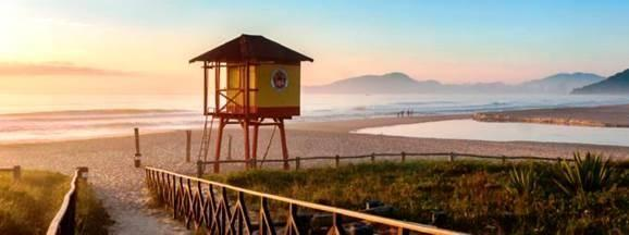 Os melhores restaurantes da Praia Brava