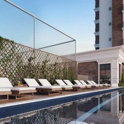 Apartamento á venda no Edifício Windsor em Balneario Camboriu