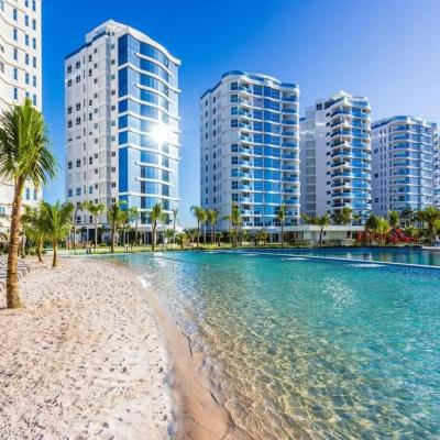 Brava Home Resort, na Praia Brava