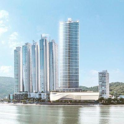 Edifício Pharos, em Balneário Camboriú