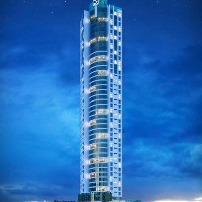 Edifício Magnifique Tower, em Balneário Camboriú