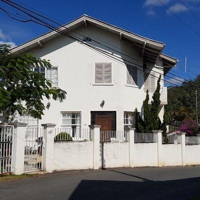 Casa na Praia de Cabeçudas, em Itajaí