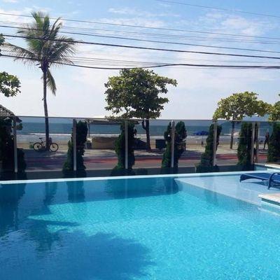 Cobertura Duplex à venda no Edifício Nina Schurmann Frente Mar em Balneário Camboriú