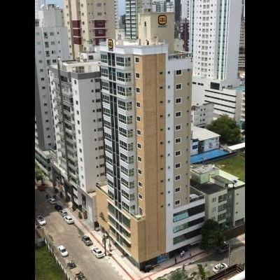 Edifício Sun Island, em Balneário Camboriú