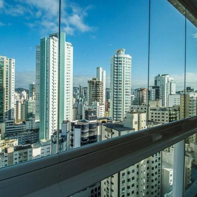 Edifício Palm Beach, em Balneário Camboriú