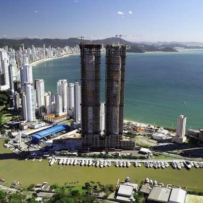 Edifício Yachthouse, em Balneário Camboriú