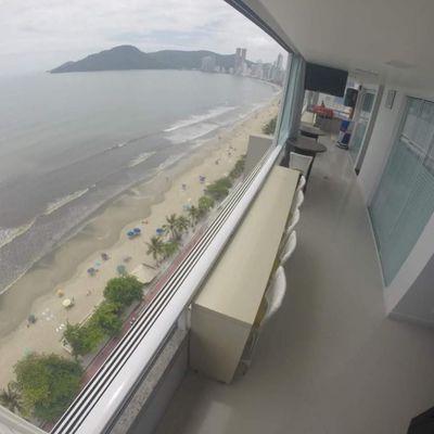 Cobertura Frente Mar para Locação Temporada, em Balneário Camboriú