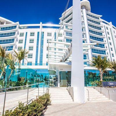 Cobertura no edifício Mirage Residence Praia Brava