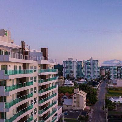 Apartamento no Edifício Solares da Brava, na Praia Brava
