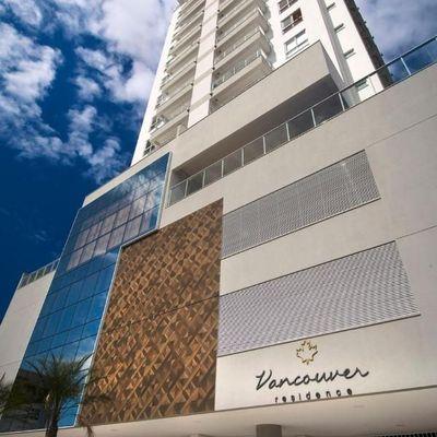Edifício Vancouver Residence, em Itajaí