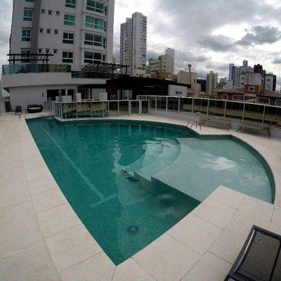Apartamento á venda no edificio Camboas Residence em Balneario Camboriu