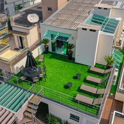 Apartamento Cobertura para Locação Temporada Com Piscina Privativa
