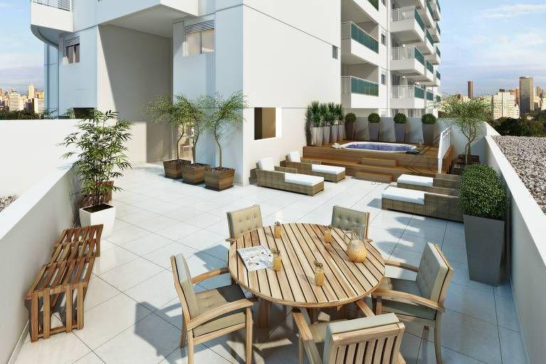 Apartamento Garden