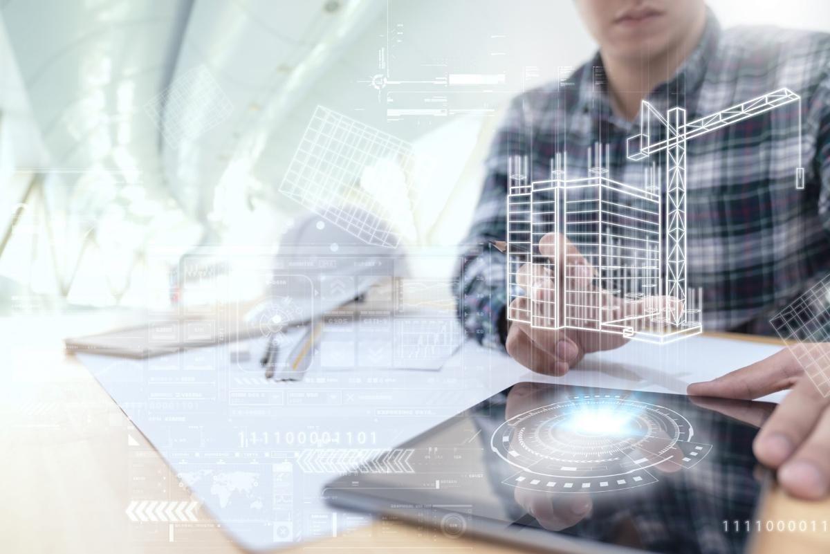 Tendências de tecnologia na construção para os próximos anos