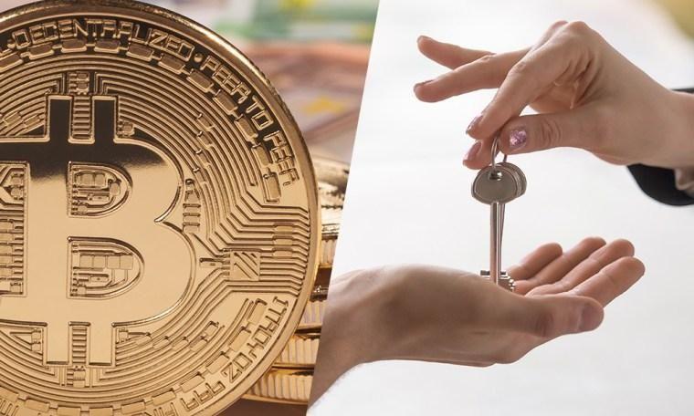 Pagar Apartamento com Bitcoin