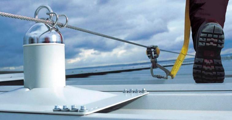 Sistemas de ancoragem para obras e reformas na construção civil