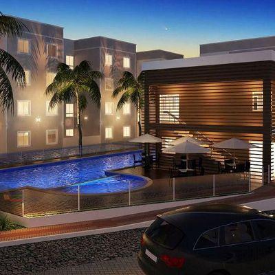 Apartamento  com 2 Dormitorio(s) localizado(a) no bairro Rio Pequeno em Camboriu / RS Ref.:A22