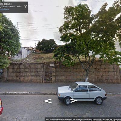 Terreno São Lourenço MG com vocação para construção de edifício residencial, venda ou permuta, lote área