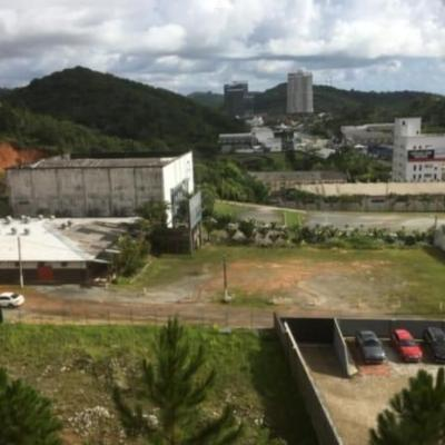 Terreno com Galpão na Praia Brava em Balneário Camboriú SC