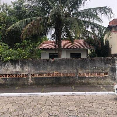 Terreno com casa no bairro São João em Itajaí SC