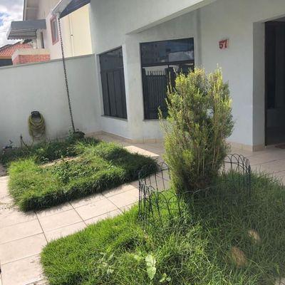 Casa com dois pavimentos no Centro de Itajaí SC