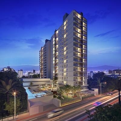 Apartamento no bairro São João