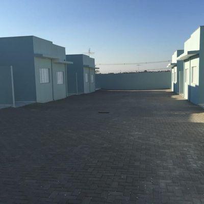 Casa 2 qtos Vl Industrial