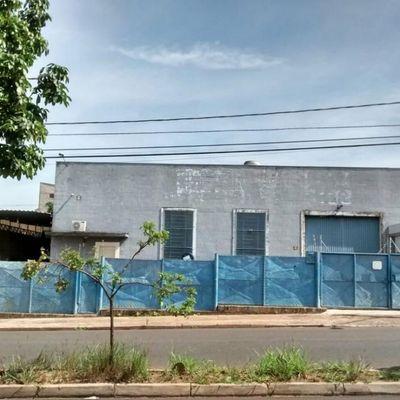 Comercial Barracão 550 m Jd Rosa Branca