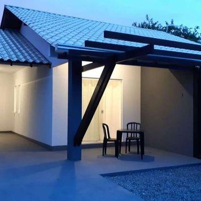 Casa para alugar mensal no balneário Paese