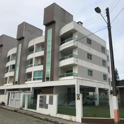 Amplo Apartamento Pronto para morar no Bairro Rio Pequeno!