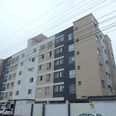 Apartamento no Bairro Rio Pequeno em condomínio Fechado!